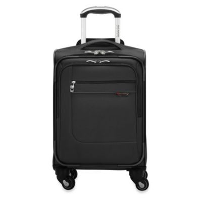 Ricardo Beverly Hills Sausalito Superlight 2.0 17-Inch Universal Spinner Carry-On in Black