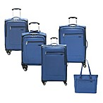 Ricardo Beverly Hills Sausalito Superlight 2.0 Luggage Collection in Blue