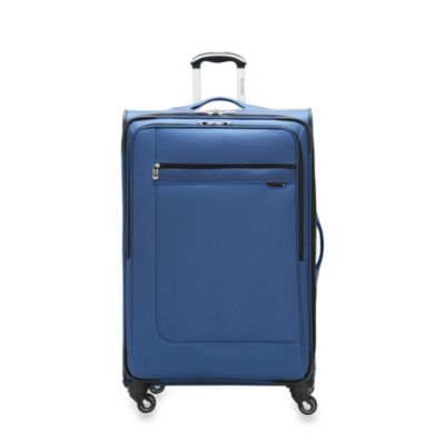 Ricardo Beverly Hills Sausalito Superlight 2.0 28-Inch Expandable Spinner Upright in Blue