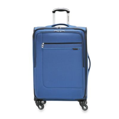 Ricardo Beverly Hills Sausalito Superlight 2.0 24-Inch Expandable Spinner Upright in Blue