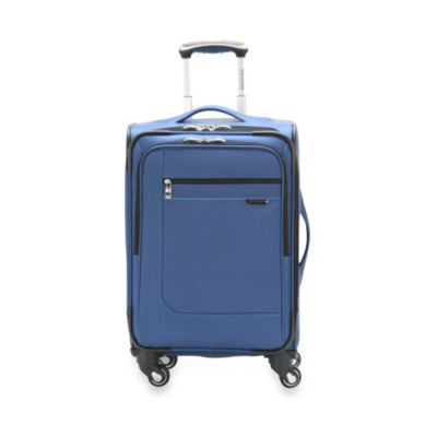 Ricardo Beverly Hills Sausalito Superlight 2.0 20-Inch Expandable Spinner Carry-On in Blue