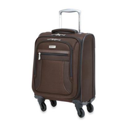 Ricardo Beverly Hills Montecito Micro-Light 16-Inch 4-Wheel Universal WheelAboard™ in Brown