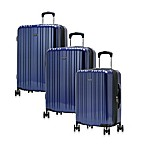 Ricardo Beverly Hills Sunset Boulevard Luggage Collection in Blue