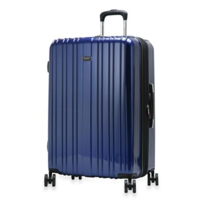 Ricardo Beverly Hills Sunset Boulevard 28-Inch 4-Wheel Expandable Upright in Blue