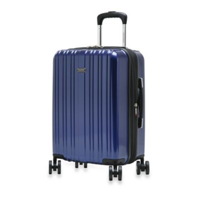 Ricardo Beverly Hills Sunset Boulevard 20-Inch Expandable Carry-On in Blue