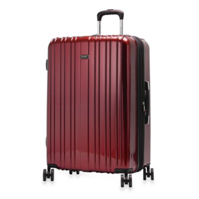 Ricardo Beverly Hills Sunset Boulevard 28-Inch 4-Wheel Expandable Upright in Red