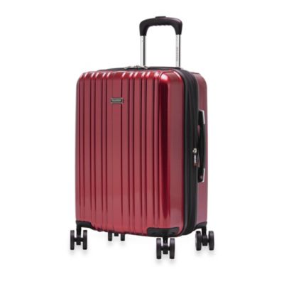Ricardo Beverly Hills Sunset Boulevard 20-Inch Expandable Carry-On in Red