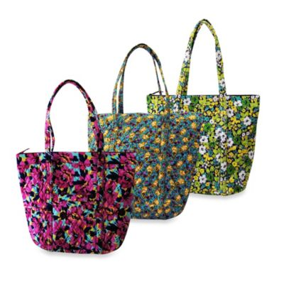 Laura Ashley® Quilted Tote Collection