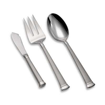 Lenox® Eternal Frosted 3-Piece Serving Set