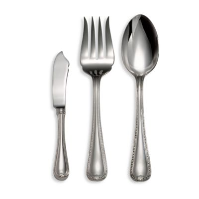 Lenox® Vintage Jewel® 3-Piece Serving Set