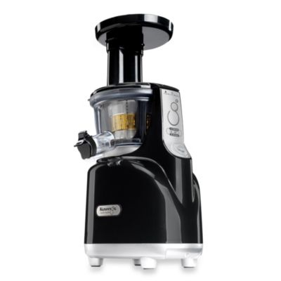 Kuvings® Silent Juicer in Silver/Black
