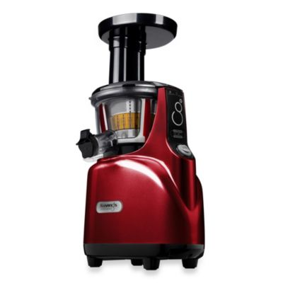 Kuvings® Silent Juicer in Burgundy Pearl