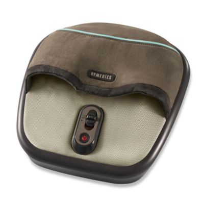 HoMedics® Shiatsu + Air Foot Massager