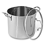 Denmark® Stainless Steel 20-Quart Covered Stock Pot