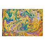 Soap and Water Abstract Canvas Art