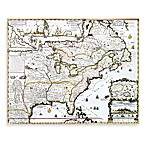 "PrintCopia Collection ""Map of the Northern United States"