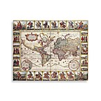 "PrintCopia Collection ""Map of the World"