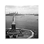 PrintCopia CollectionStatue of Liberty Black-and-White Photo Print