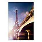 "PrintCopia Collection Jorg Greuel ""Eiffel Tower and Pont d'Iena"