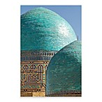 Printcopia Collection Zindah Mausoleum, Samarkand, Uzbekistan Canvas Print