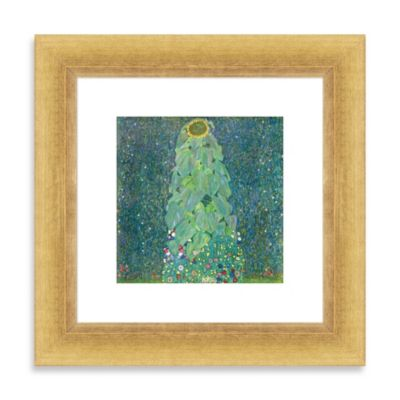 "Klimt ""The Sunflower"" Wall Art"