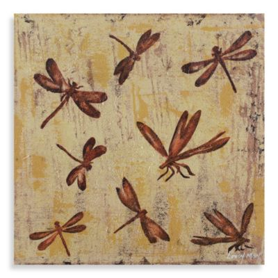 Ren-Wil Flight of the Dragonfly Canvas Print