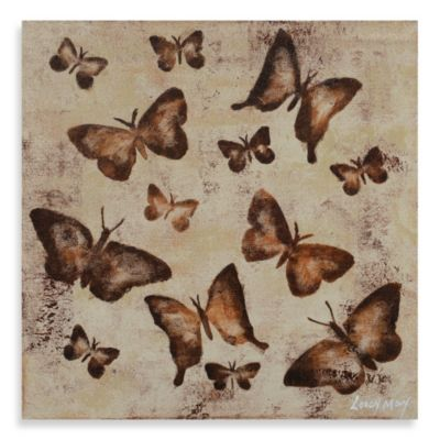 Butterfly Printed