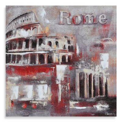 """Ren-Wil """"Memories of Rome"""" Canvas Print"""