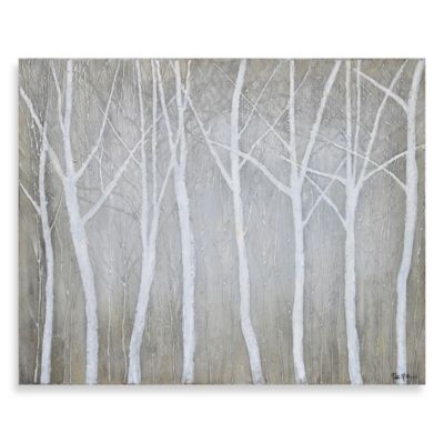 White Natural Wall Art