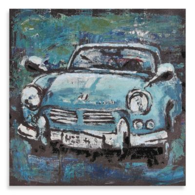 "Ren-Wil ""Vintage Ride I"" Canvas Art"