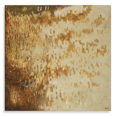"Ren- Wil Charlene Lynch, ""Gold Rush"" Canvas Wall Art"
