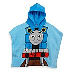 Thomas the Tank Engine Size 2T-4T Hooded Poncho