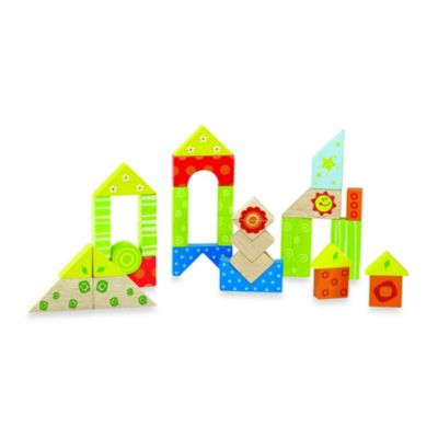 Wonderworld Wonder Glow 30-Piece Block Set