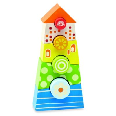 Wonderworld Tower Block Set