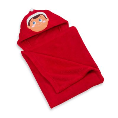 The Elf on the Shelf® Toddler Boy Hooded Poncho