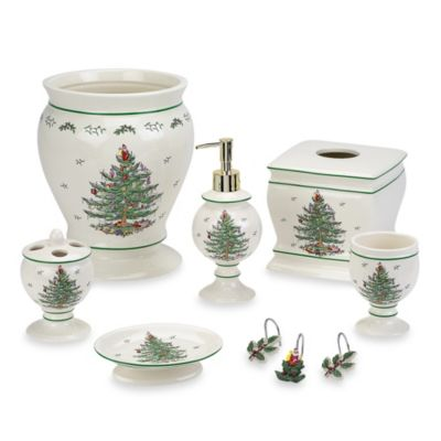 Spode® Christmas Tree Boutique Tissue Holder