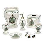 Spode® Christmas Tree Bath Ensemble