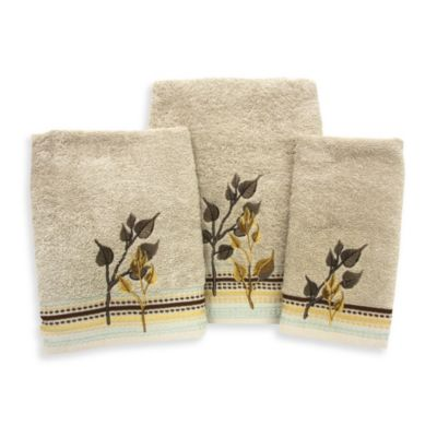 Birch Reflections Hand Towel