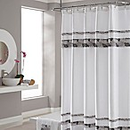 Croscill® Deco Bain Tile 54-Inch x 78-Inch Shower Curtain