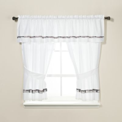 Croscill® Deco Tile 70-Inch x 14-Inch Window Valance