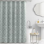 Vue® Signature Iron Gates 72-Inch x 96-Inch Shower Curtain