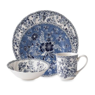 Wedgwood® Johnson Brothers Devon Cottage 4-Piece Place Setting