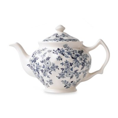 Wedgwood® Johnson Brothers Devon Cottage Teapot