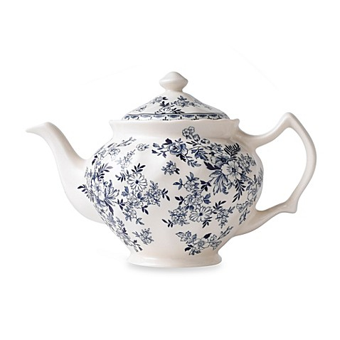 Johnson Brothers Devon Cottage Teapot