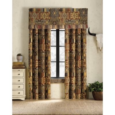 Sedona Window Valance