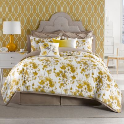 Gold Twin Bed Comforter Sets