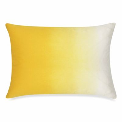 Anthology™ Tabitha Ombre 14-Inch x 20-Inch Toss Pillow