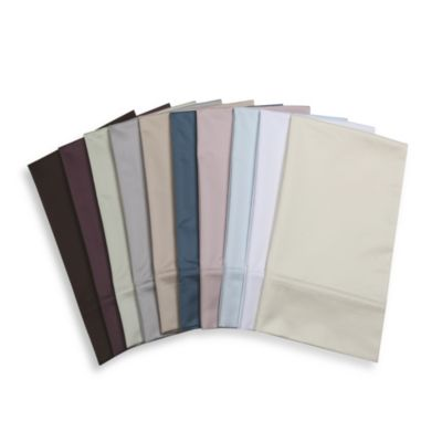 Wamsutta® Dream Zone® 1000-Thread-Count Sateen California King Deep Pocket Sheet Set in Plum