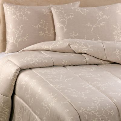 Barbara Barry® Night Blossom Queen Comforter Set