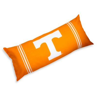 University of Tennessee College Body Pillow